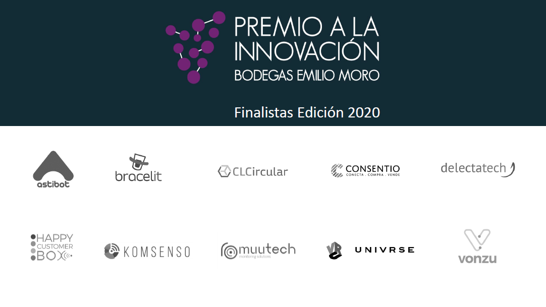 10 startups finalistas sueñan con el primer Premio a la Innovación de Bodegas Emilio Moro